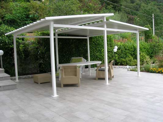 Gazebo a Bellano (LC)